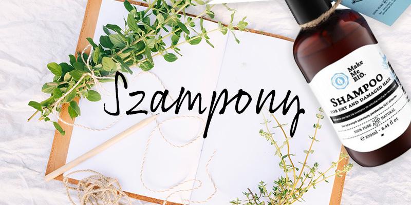 Szampony Make Me BIO