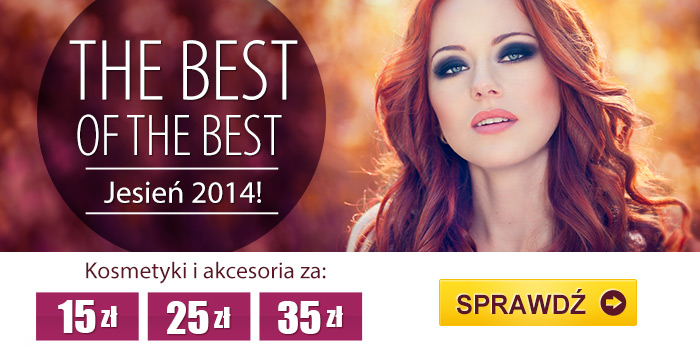 The Best of The Best Jesien 2014