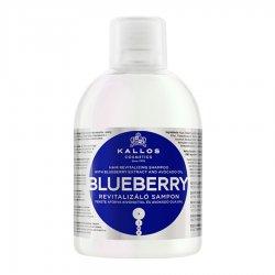 Kallos KJMN Blueberry, szampon rewitalizujący, 1000ml