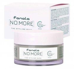 Fanola No more, wegańska maska do włosów zniszczonych, 200ml
