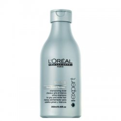 Loreal Silver, szampon do włosów siwych lub mocno rozjaśnianych, 250ml