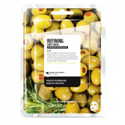 Superfood for Skin, maseczka odbudowująca, oliwki