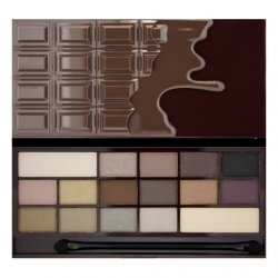Makeup Revolution, paleta cieni do powiek, Death By Chocolate