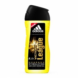 Adidas Victory League, żel pod prysznic, 250ml (M)