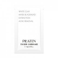 Pilaten, maseczka z białą glinką, saszetka 10g