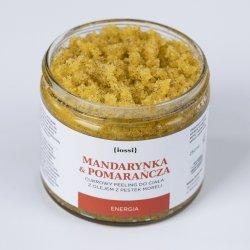 Iossi Mandarynka i Pomarańcza, cukrowy peeling do ciała, 250ml