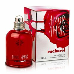 Cacharel Amor Amor, woda toaletowa, 50ml (W)