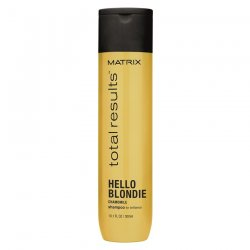 Matrix Total Results Hello Blondie, szampon do włosów blond, 300ml