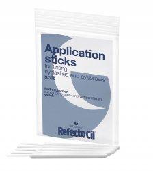 RefectoCil, pałeczki miękkie do aplikacji farby na brwi i rzęsy, 10szt