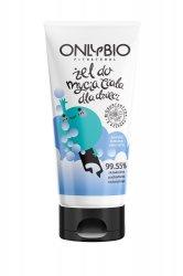 OnlyBio, żel do mycia ciała dla dzieci powyżej 3-go roku życia, 200ml