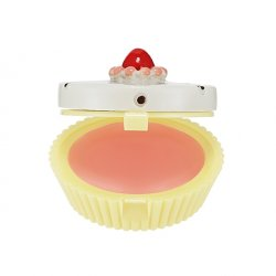 Holika Holika Desert Time Lip Balm, Peach Cupcake, balsam do ust