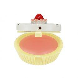 Holika Holika Desert Time Lip Balm, Peach Cupcake, balsam do ust