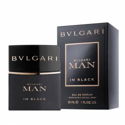 Bvlgari Man In Black, woda perfumowana, 30ml (M)
