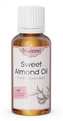 Nacomi, olej ze słodkich migdałów, 30ml