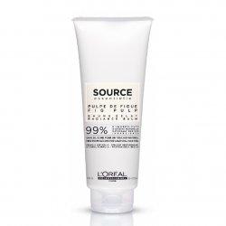 Loreal Source Essentielle Radiance, maska do włosów koloryzowanych, 250ml
