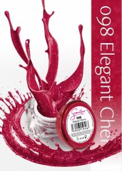 Semilac UV Gel Color 098 Elegant Cherry, 5ml