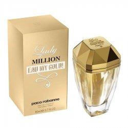 Paco Rabanne Lady Million Eau My Gold!, woda toaletowa, 80ml (W)