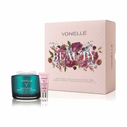 Yonelle Biofusion, zestaw Beauty, repair 3C cream 55ml + nanodisc maska N°2 20ml