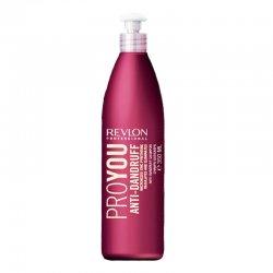 Revlon Pro You Anti Dandruff, szampon przeciwłupieżowy, 350ml