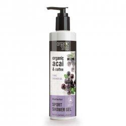 Organic Shop, naturalny żel pod prysznic dla aktywnych Acai, 280ml