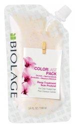 Biolage Deep Treatment ColorLast, kuracja do włosów farbowanych, 100ml