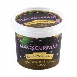 Bomb Cosmetics, myjące masło pod prysznic, Czarna Porzeczka, 320g