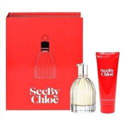 Chloe See by Chloe, zestaw perfum Edp 50ml + 75ml Balsam do ciała (W)