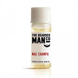 Bearded Man Nag Champa, olejek do brody Nag Champa, 2ml