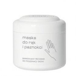 Ziaja Pro, maska do rąk i paznokci z bawełną, 250ml