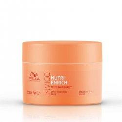 Wella Invigo Nutri-Enrich, maska odżywcza, 150ml