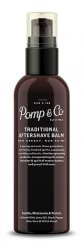 Pomp&Co., Traditional Aftershave Balm, balsam po goleniu, 100ml