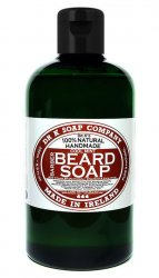 Dr K Soap Company Cool Mint, męski szampon do brody, 250ml