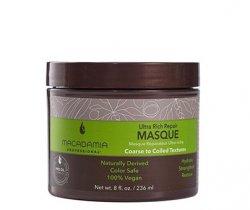Macadamia Professional Vege, ultra-nawilżająca maska do włosów, 236ml