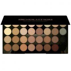 Makeup Revolution, paleta 32 cieni do powiek, Beyond Flawless