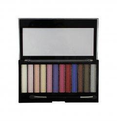 Makeup Revolution Redemption Palette Unicorns Are Real, paleta cieni do powiek