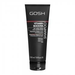 GOSH Vitamin Booster, szampon do włosów, 230ml