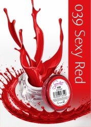 Semilac UV Gel Color 039 Sexy Red, 5ml