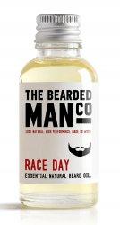 Bearded Man Race Day, olejek do brody Dzień Wyścigów, 30ml