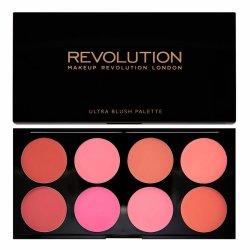 Makeup Revolution, paleta róży do policzków, All About Cream