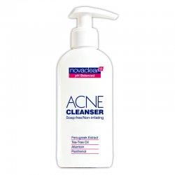 Nova Clear Acne Cleanser, �el oczyszczaj�cy do cery tr�dzikowej, 150ml