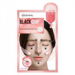 Mediheal Circle Point BlackChip Mask, maseczka przeciwzmarszczkowa, 25ml