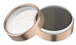 Catrice Clean ID, mineralny puder do brwi, duocolor 020, 2,4g