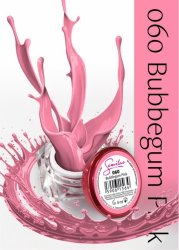 Semilac UV Gel Color 060 Bubblegum Pink, 5ml