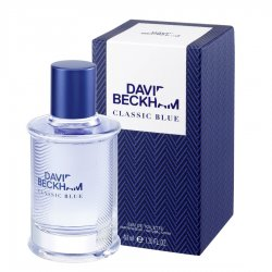David Beckham Classic Blue, woda toaletowa, 40ml (M)