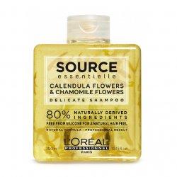 Loreal Source Essentielle Delicate, szampon do wrażliwej skóry głowy, 300ml