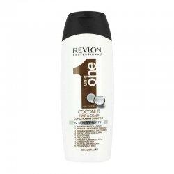 Revlon Uniq One, szampon z balsamem, kokosowy, 300ml