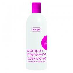 Ziaja, szampon do włosów Intensywne Odżywianie z witaminami, 400ml