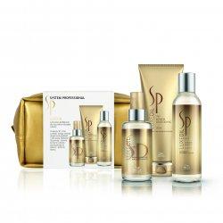 Wella SP Luxe Oil, zestaw kosmetyków odbudowujących włosy