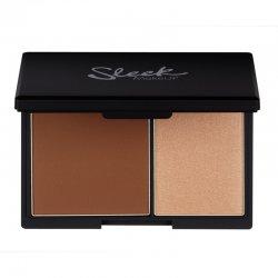 Sleek Makeup, zestaw do modelowania twarzy, medium