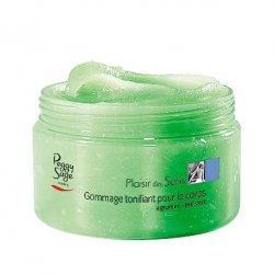 Peggy Sage, peeling do ciała, owoce cytrusowe i zielona herbata, 250ml, ref. 401810